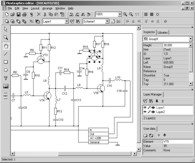 Delphi CAD system - click to enlarge