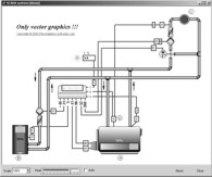 Delphi SCADA system - more info about FlexGraphics library